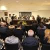 """Sáenz de Buruaga pide a los alcaldes que """"enarbolen con el Gobierno la bandera  de la defensa de la sanidad pública y de los hospitales comarcales"""""""