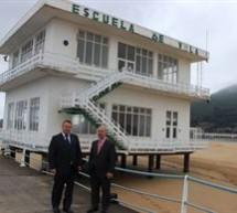 El Ayuntamiento de Laredo quiere reconvertir la Escuela de Vela en centro de naturaleza